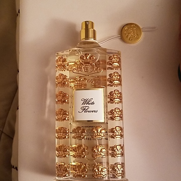 Creed other white flowers fragrance 25oz poshmark creed white flowers fragrance 25oz mightylinksfo